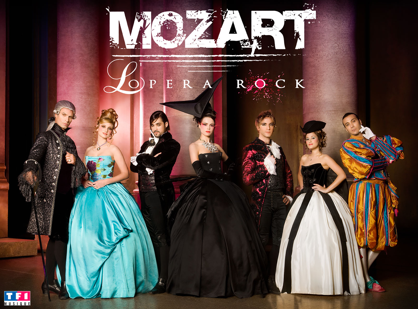 TF1 music-Mozart